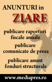 Anunturi fonduri structurale, publicare raporturi fiscale anuale Ziarul Financiar