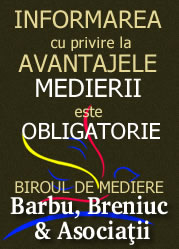 Birou de mediere informare obligatorie - Sector 4, Unirii, Tineretului