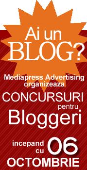 Concursuri pentru bloggeri