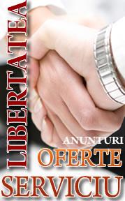 Anunturi Oferte Serviciu in ziarul Libertatea