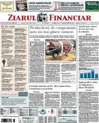 Ziarul Ziarul Financiar